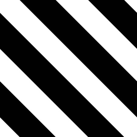 hazard: Diagonal hazard stripes texture. Tiles seamlessly as a pattern in any direction.
