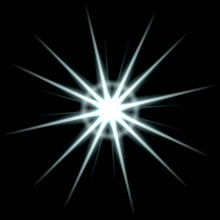 An abstract lens flare. Works great as a background. Stock Photo - 3266607
