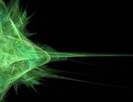 hightech: Abstract fractal artwork that makes a great high-tech art element or background for any design project. Stock Photo