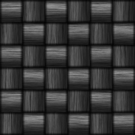 A super-detailed carbon fiber background. The actual strands and fibers of the carbon cloth are even visible. Tiles seamlessly as a pattern.