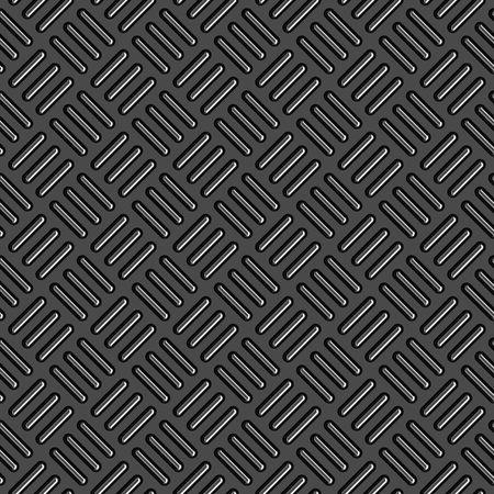 diamondplate: Diamond lastra di metallo trama - un bel sfondo per una costruzione di tipo industriale o guardare. Completamente piastrellabile - senza soluzione di questo piastrelle come un modello.