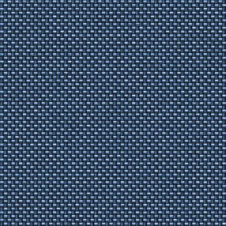 A super-detailed carbon fiber background in a blue tone. The actual strands and fibers of the carbon cloth are even visible. photo