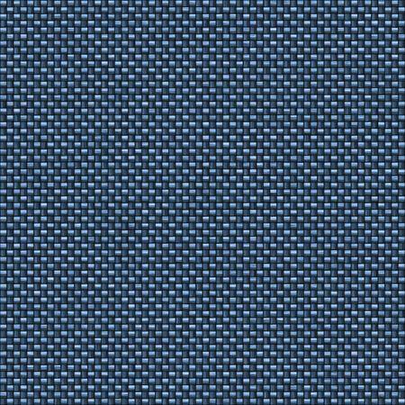 Un super-detallados antecedentes de fibra de carbono en un tono azul. El real fibras y filamentos de la tela de carbono son a�n visibles.  Foto de archivo - 3455076
