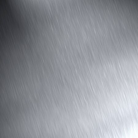 A stainless steel texture with lighting highlights. Stock Photo - 3466806