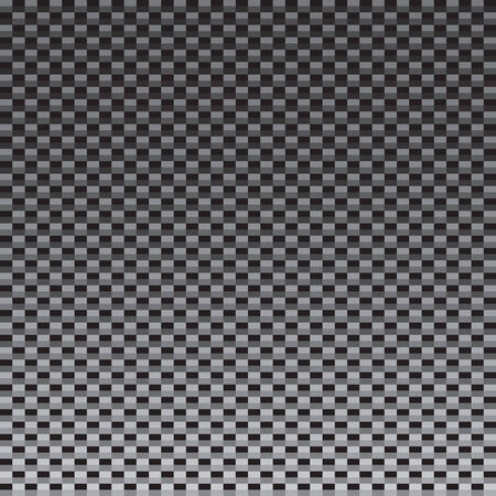 automotive industry: A vectorized version of the highly popular carbon fiber material.