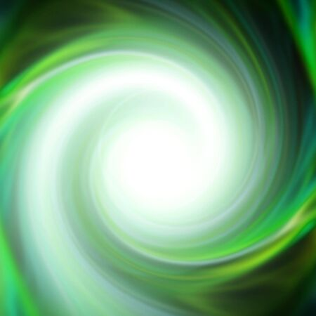 spinning: A spiraling vortex background illustration - swirling towards a central point. Stock Photo