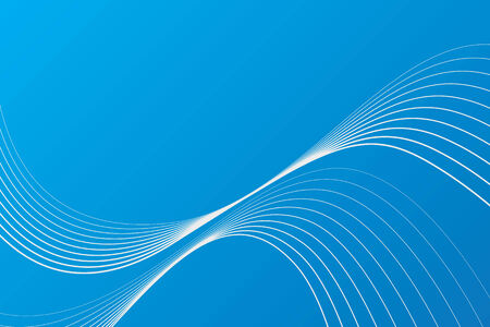 An abstract blue design with plenty of copyspace. This vector image makes a great background. Stock Vector - 3594289