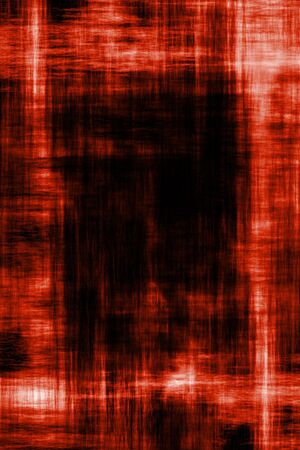 An old grungy texture in black and red - makes a great creepy background.  photo
