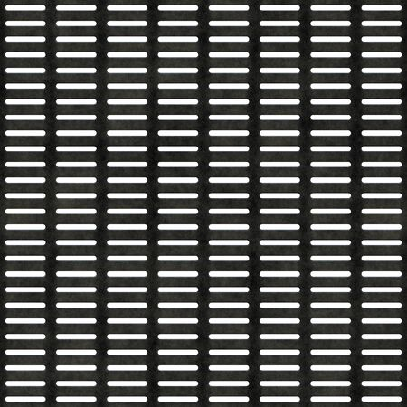 A 3d illustration of a steel grate material. This image tiles seamlessly as a pattern. Stock Illustration - 3612387