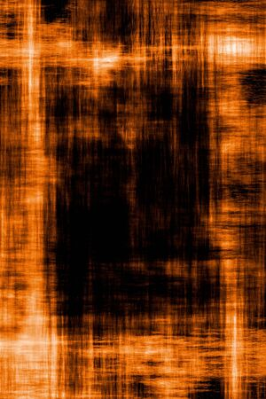 An old grungy texture in black and orange - makes a great background.  photo