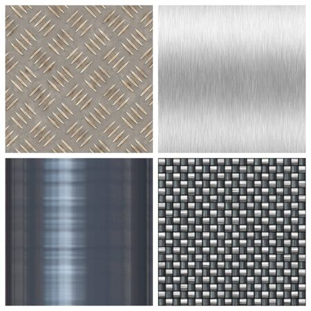 gunmetal: A collection of modern textures - most tile seamlessly as a pattern in any direction. Larger versions are also available in my portfolio.
