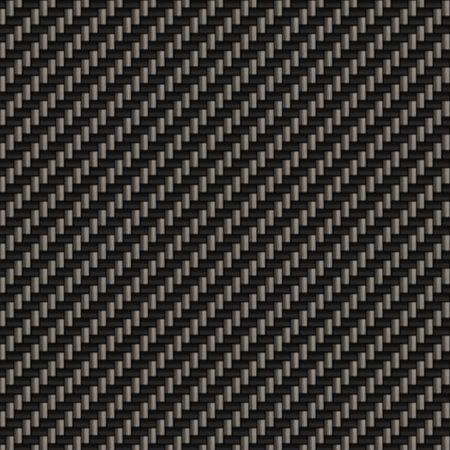 fibra de carbono: Una diagonal de tejido de fibra de carbono de fondo de textura - un gran y muy utilizable arte elemento para que la alta tecnolog�a, aspecto que se va para. Azulejos sin problemas como un patr�n.