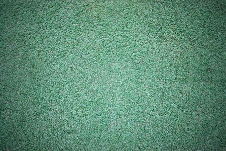 commonly: A green texture commonly used in ball sports.