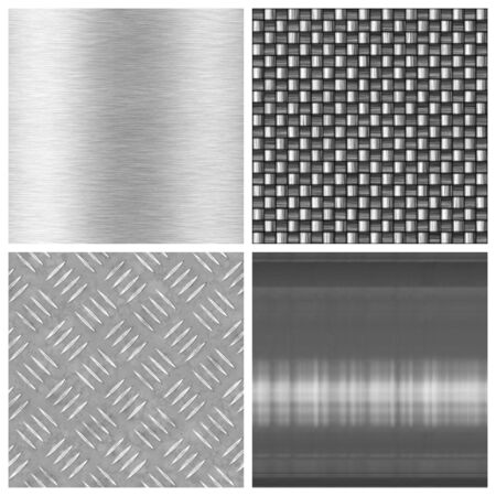 A collection of modern textures - most tile seamlessly as a pattern in any direction. Larger versions are also available in my portfolio. Stock Photo - 3838644