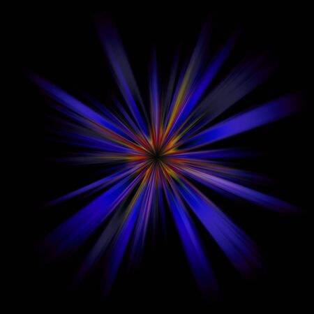 An abstract burst illustration. This works great as a background. Stock Illustration - 3905996