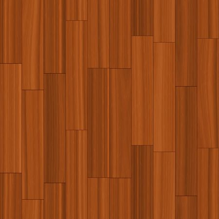 This wood floor pattern tiles seamlessly as a background. Stock Photo - 3906004