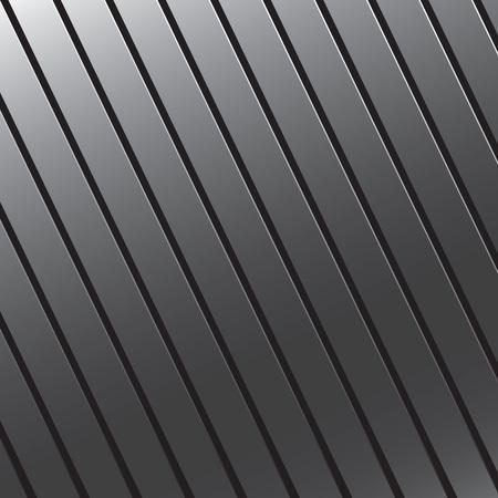 aluminio: Esta plata textura de metal acanalado hace un fondo grande. Dado que es un vector de imagen tambi�n es completamente personalizable.