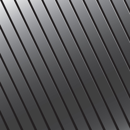 steel industry: This silver grooved metal texture makes a great background.  Since it is a vector image it is also fully customizable.