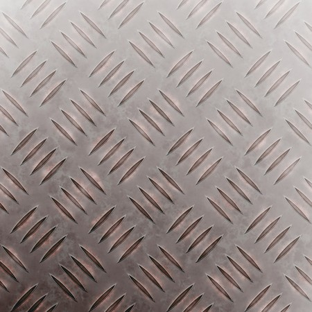 A diamond plate steel texture that works great as a backround Stock Photo - 4046642
