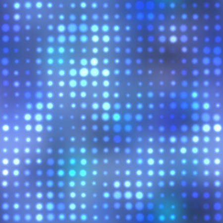 ure: Blue halftone dots in rows.  A funky and modern looking background texture. Stock Photo