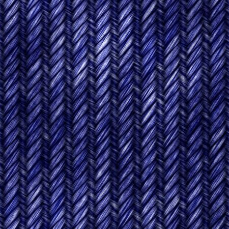 seamlessly: A denim blue jeans texture in a dark blue tone.