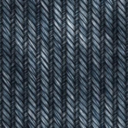 A denim blue jeans texture in a dark blue tone.