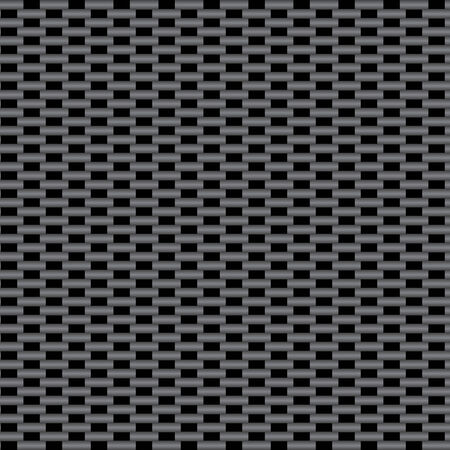 automotive industry: A vectorized version of the highly popular carbon fiber material.  This version tiles seamlessly as a pattern in any direction.