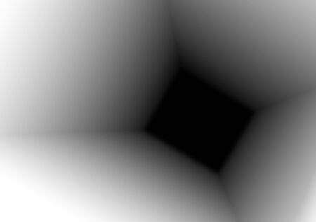 A square box or tunnel with plenty of copyspace. photo