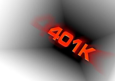 wirtschaftskrise: Eine konzeptionelle Darstellung eines 401K Sparplan gehen die Rohre. Viele Menschen verlieren hunderte und tausende von Dollar aufgrund der aktuellen wirtschaftlichen Krise.