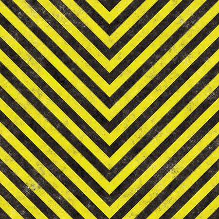 Hazard stripes texture that tiles seamlessly as a pattern in any direction. Stock Photo - 4220180