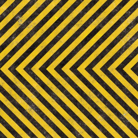 Hazard stripes texture that tiles seamlessly as a pattern in any direction. Stock Photo - 4267753
