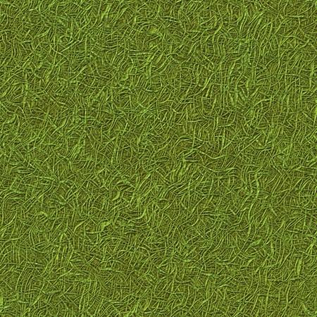 tegelwerk: Groen gras textuur die tegels naadloos als een patroon. Stockfoto