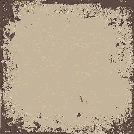 nicked: Un aspecto desgastado grunge de antecedentes - todos los elementos son f�cilmente personalizables en este vector de imagen. Vectores