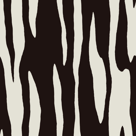 Zebra stripes pattern in black and white that works great as a background. Zdjęcie Seryjne - 4463620