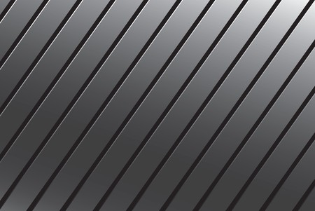 grooved: This silver grooved metal texture makes a great background.