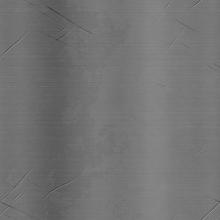 Scratched and gashed metal plate texture that makes a great background. Stock Photo - 4632391