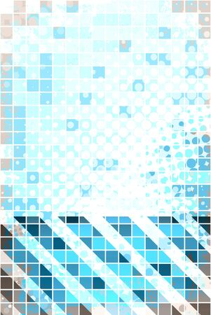 Hazard stripes layout that works great for any technology theme. Stock Photo - 4656777