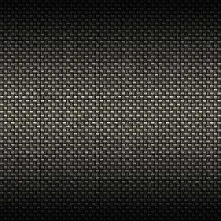 fibra de carbono: Un s�per detalladas de fibra de carbono de fondo. El real cap�tulos y fibras de carbono de la tela son a�n visibles.