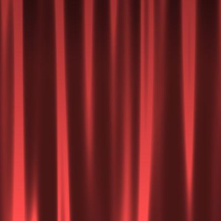 絹の布やカーテンのような赤の背景のテクスチャです。これは、タイルをシームレスにパターンとして。
