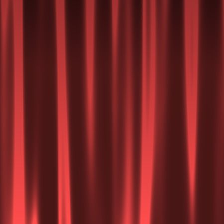 twirling: A red background texture that looks like a silky fabric or curtain. This tiles seamlessly as a pattern. Stock Photo