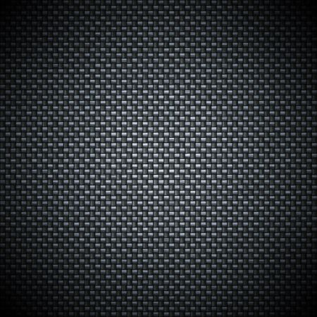 A super detailed carbon fiber background. The actual strands and fibers of the carbon cloth are even visible.