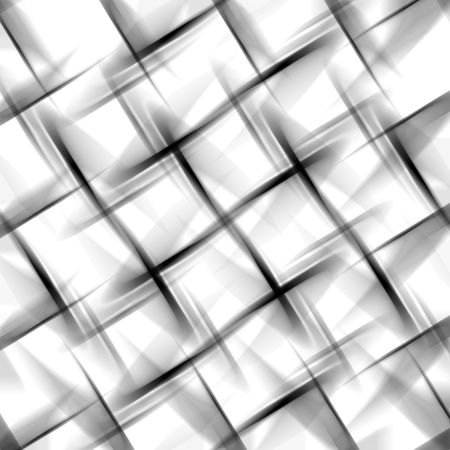 Abstract illustration of a basket weave texture.
