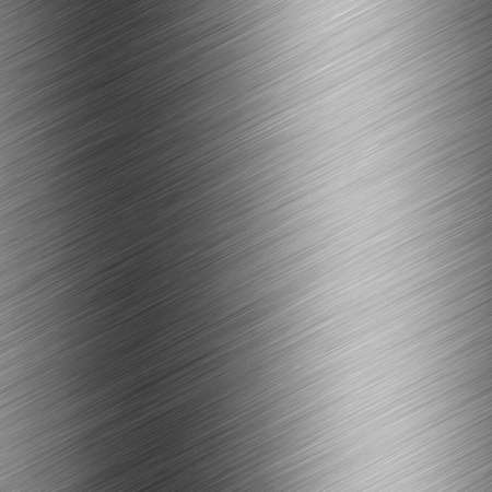 brushed aluminium: A brushed metal background texture - great art element for any design.