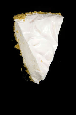graham: A slice of strawberry cheesecake with a graham cracker crust.