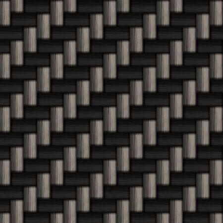 Carbon fiber texture that works great as a pattern. Stock Photo - 5081810