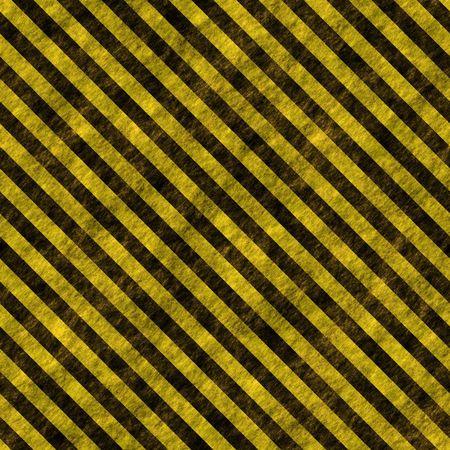 hazard stripes: A hazard stripes texture that tiles seamlessly as a pattern. Stock Photo