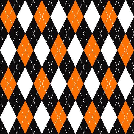 任意の方向にパターンとしてタイルをシームレスに、アーガイル格子柄のパターン。 写真素材
