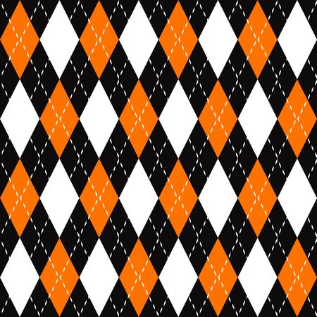 An argyle plaid pattern that tiles seamlessly as a pattern in any direction. photo