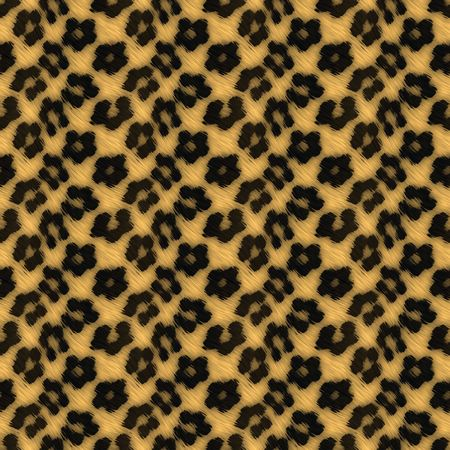 A leopard print texture that tiles seamlessly as a pattern in any direction. Stock Photo - 5606523