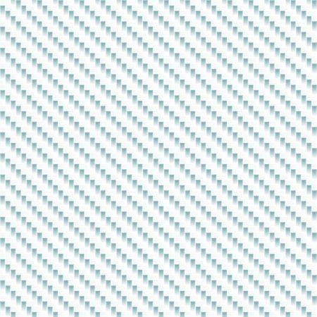 Een realistische koolstofvezel materiaal in dat witte tegels naadloos in een patroon. Een zeer moderne naadloze textuur voor zowel print en web ontwerpen.